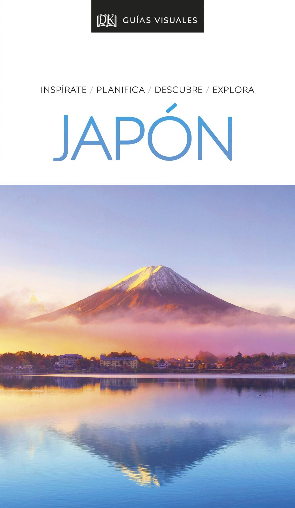 GUÍA VISUAL JAPÓN 2019 9780241419458