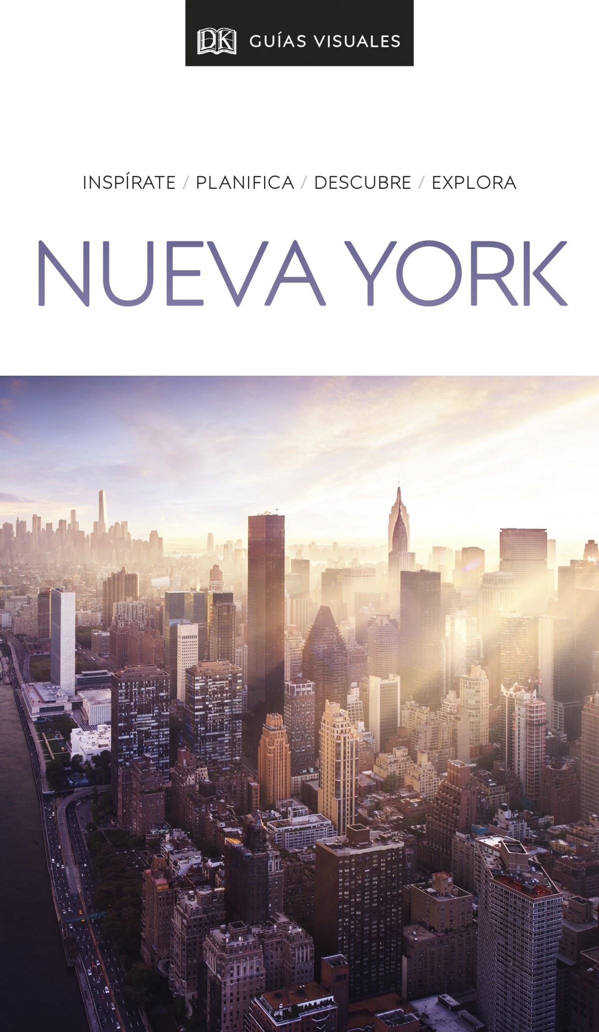 GUÍA VISUAL NUEVA YORK 2019 9780241419472