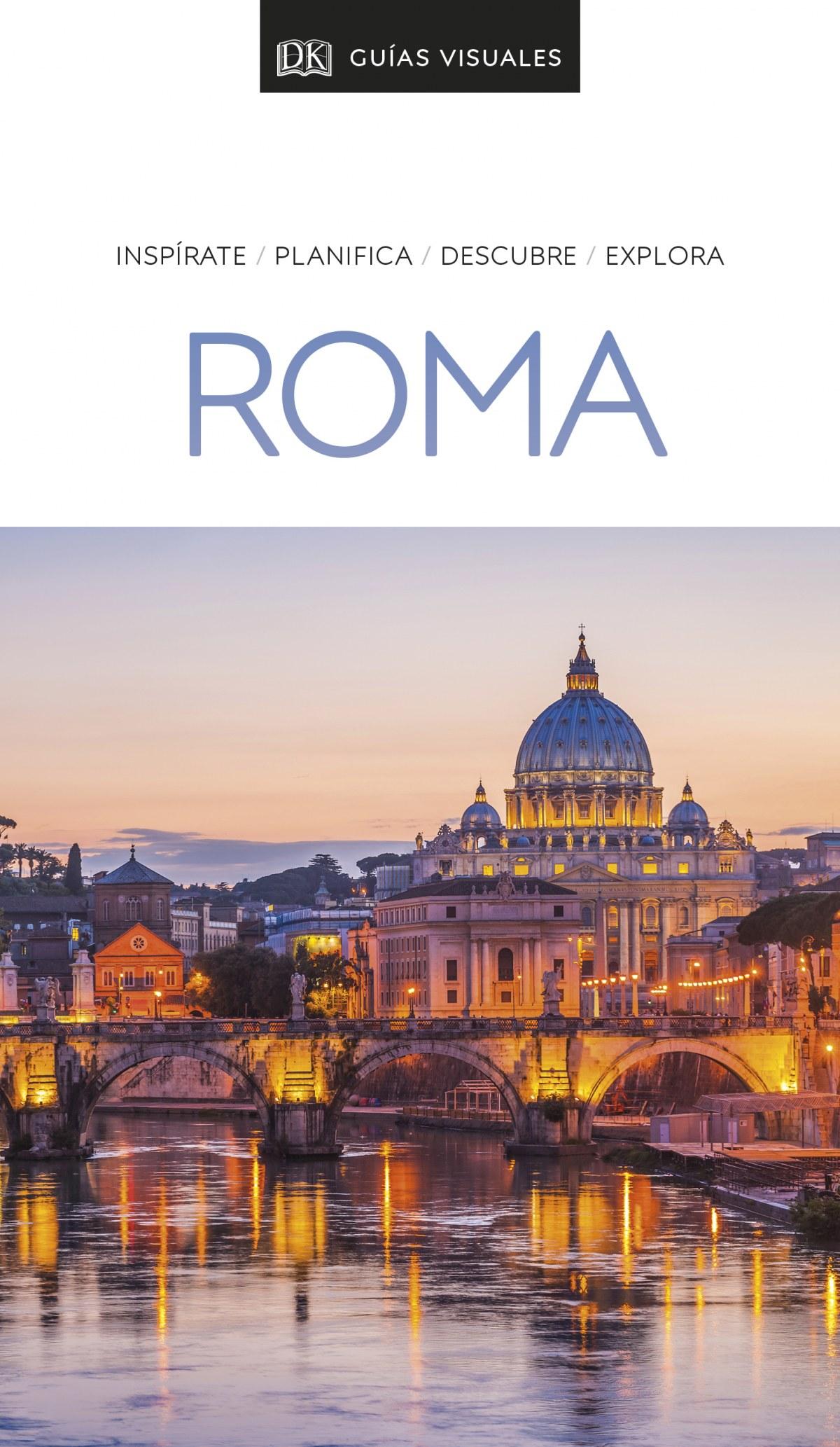 GUÍA VISUAL ROMA 2019 9780241419489