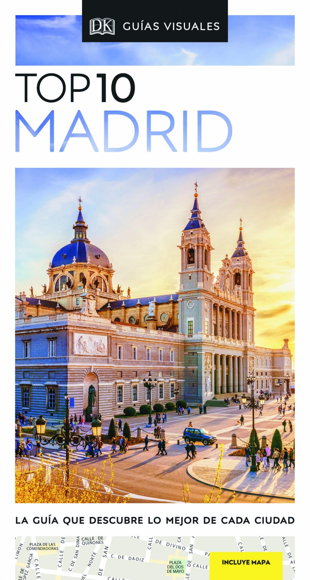Guía Top 10 Madrid 9780241432983