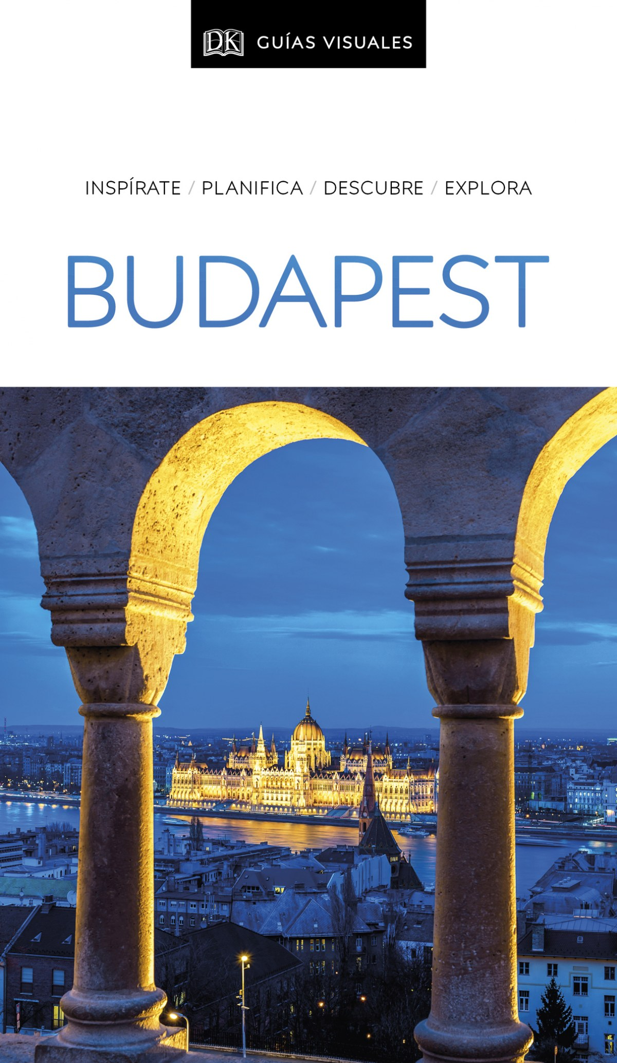 BUDAPEST GUIA VISUAL 9780241456637