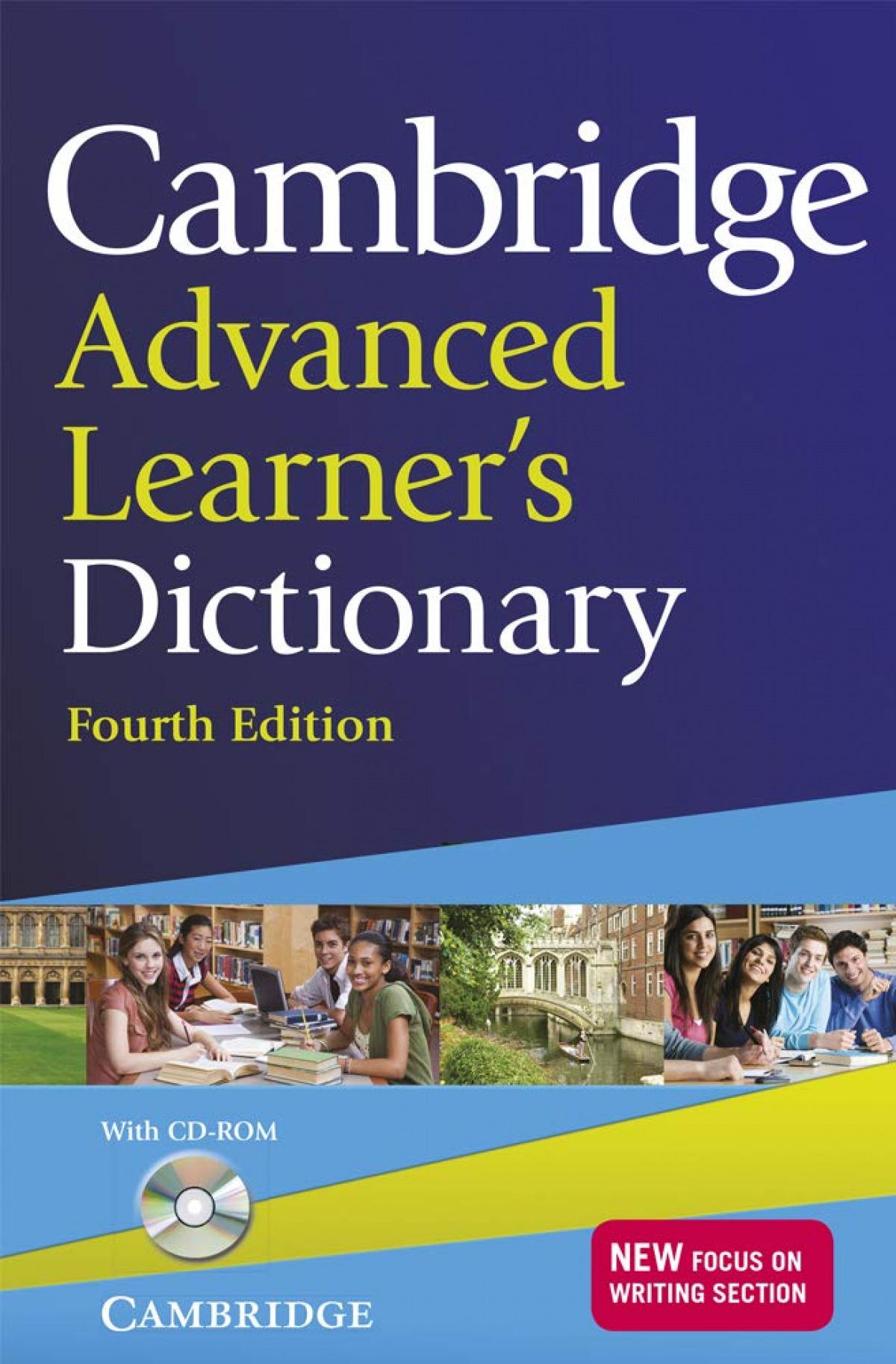 Camb.advanced learner s dict.(+cd).(rustica) (4a.ed) 9781107619500