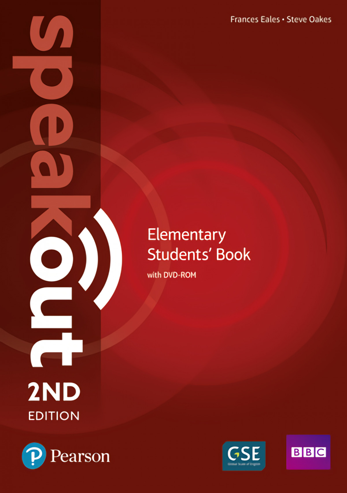 speakout elementary  student+dvd  2a.ed 9781292115924