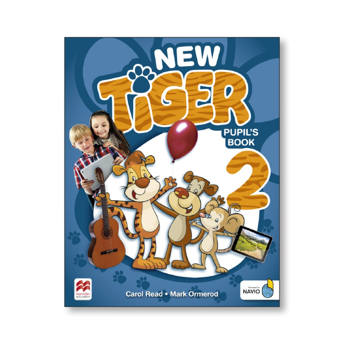 NEW TIGER 2 PUPIL S BOOK PACK 9781380011183