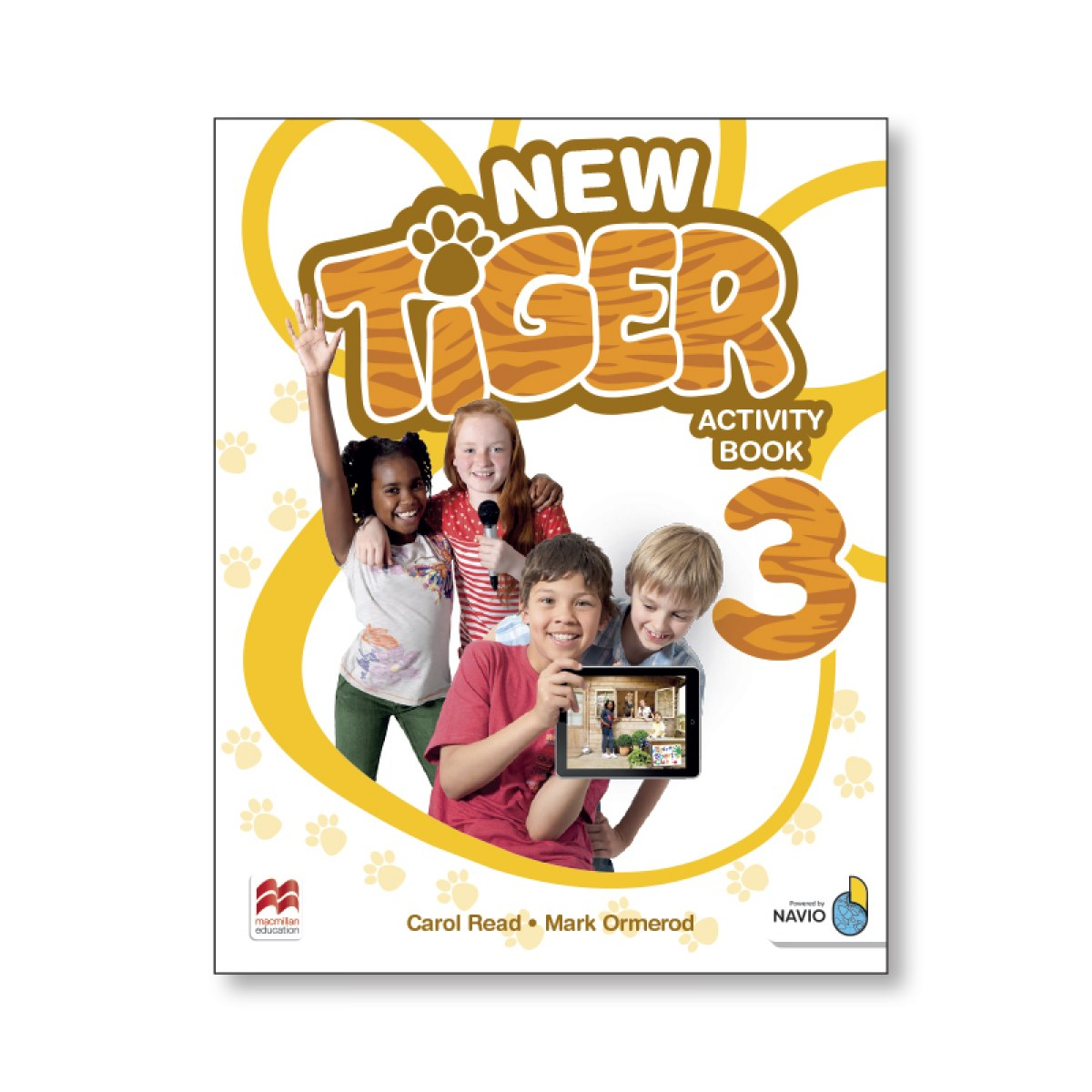 NEW TIGER 3 ACTIVITY BOOK PACK 9781380011251