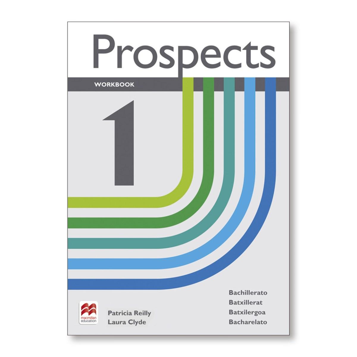 PROSPECTS 1 WORKBOOK PACK  2019 9781380011763