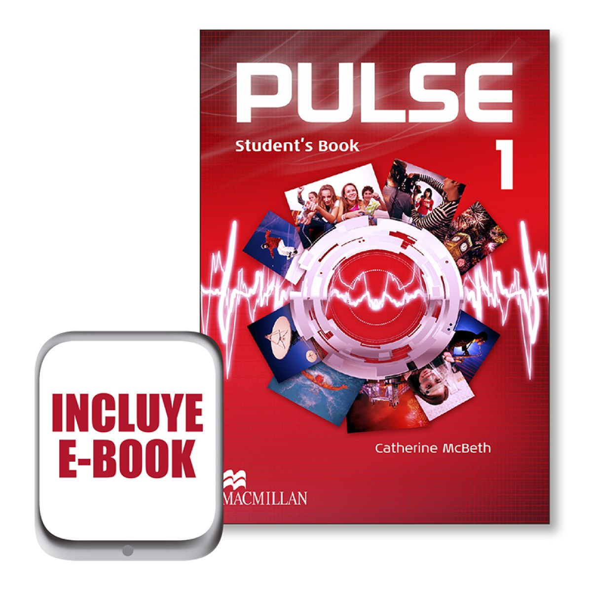 Pulse 1o.eso. Student s +ebook pack 9781380014733