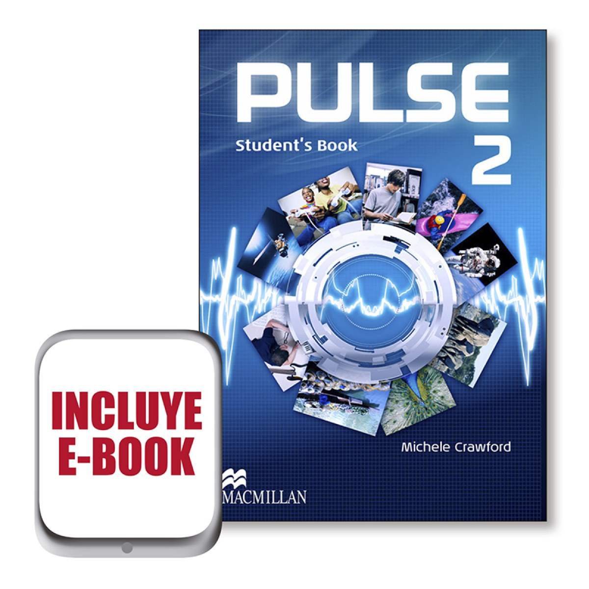 Pulse 2o.eso. Student s +ebook pack 9781380014740