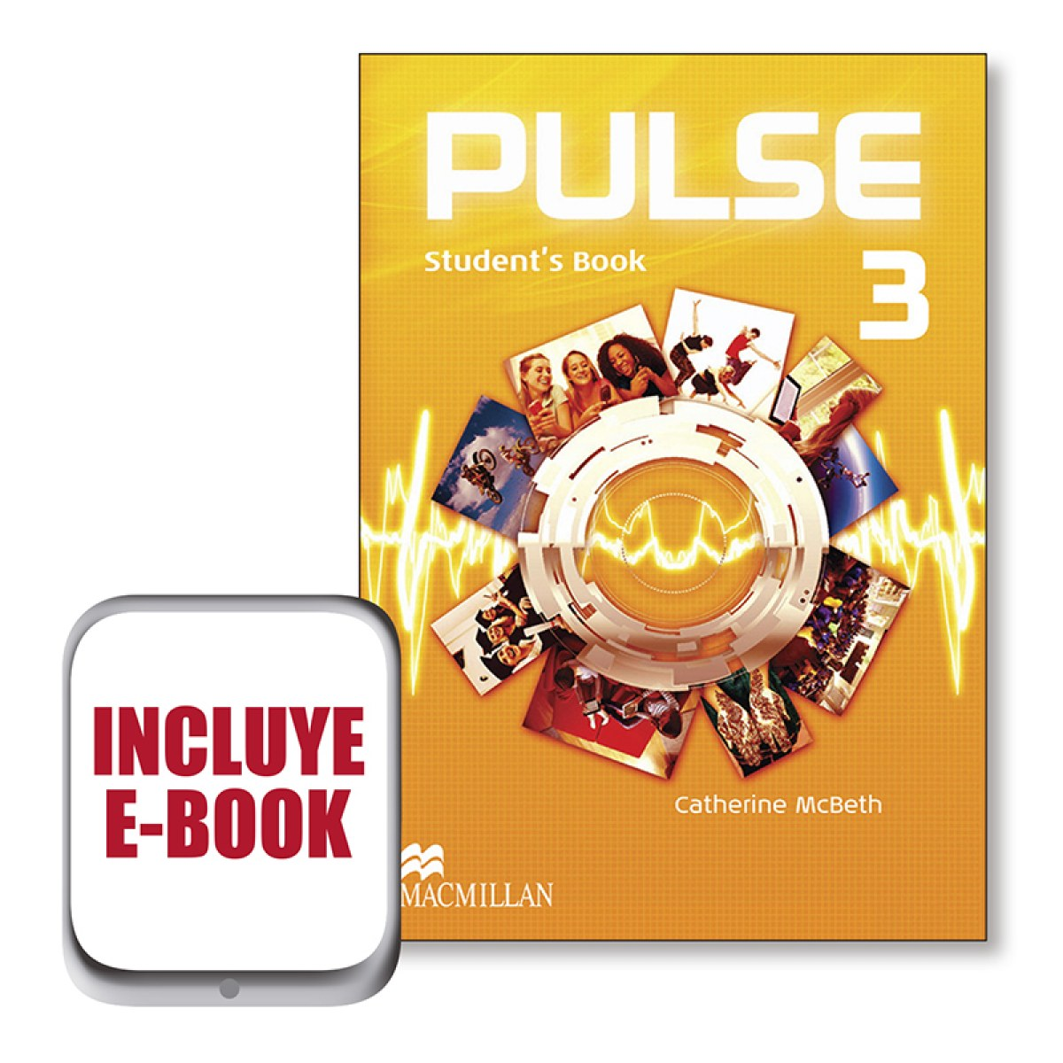 Pulse 3o.eso. Student s +ebook pack 9781380014764