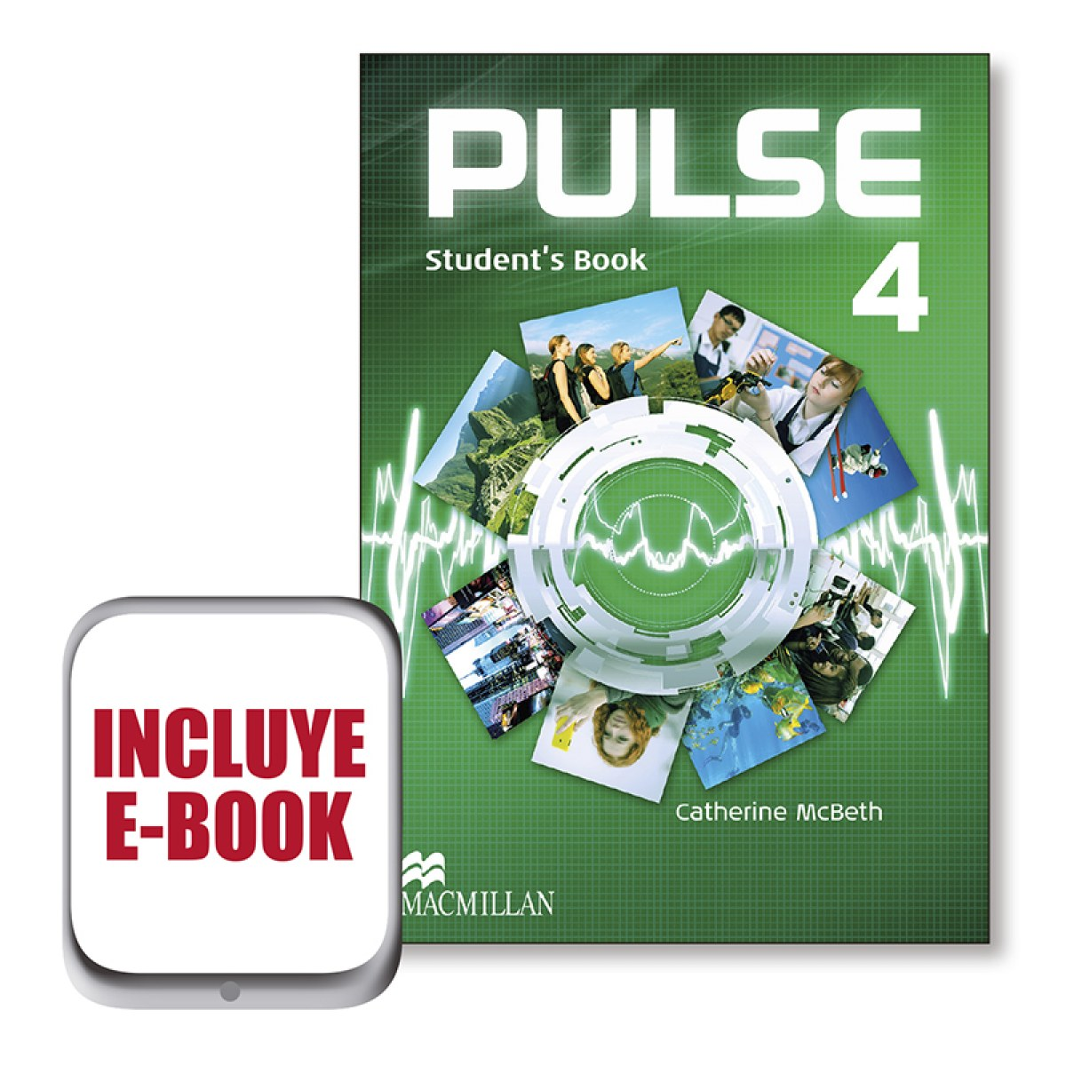 Pulse 4o.eso. Student s +ebook pack 9781380014788