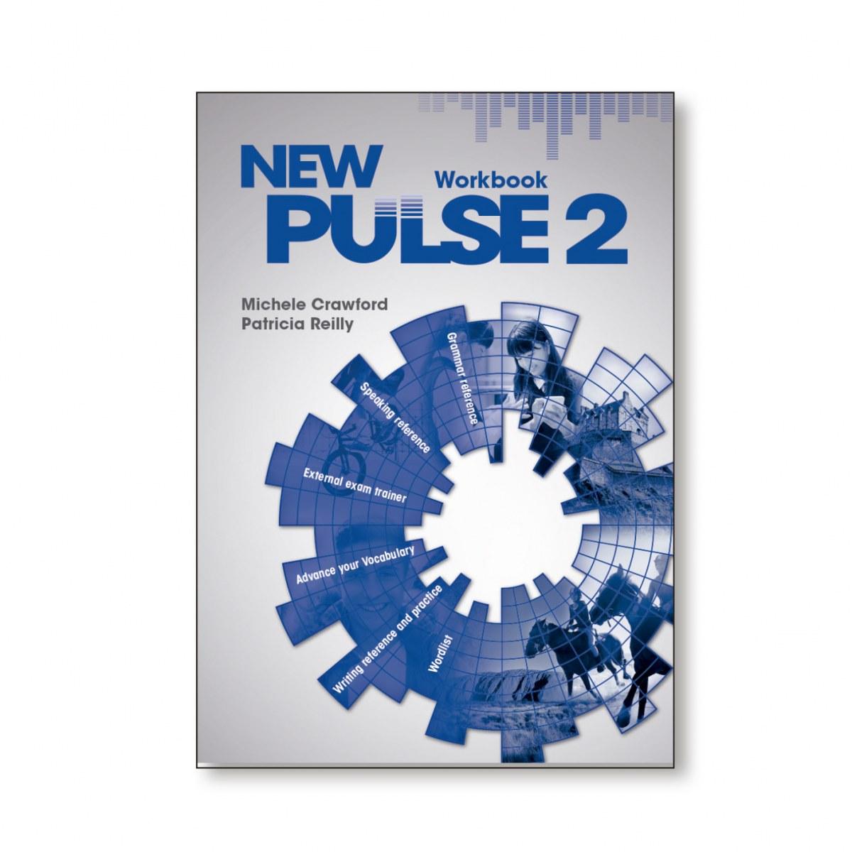 NEW PULSE 2 WORKBOOK PACK 2019 9781380039743