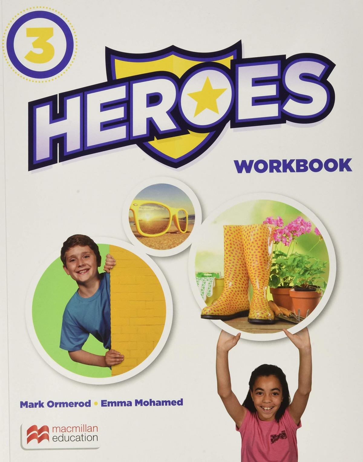 HEROES 3 Ab Pk (+Gram pract) 9781380055279
