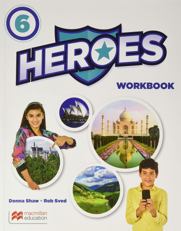 HEROES 6 Ab Pk (+Gram pract) 9781380055330
