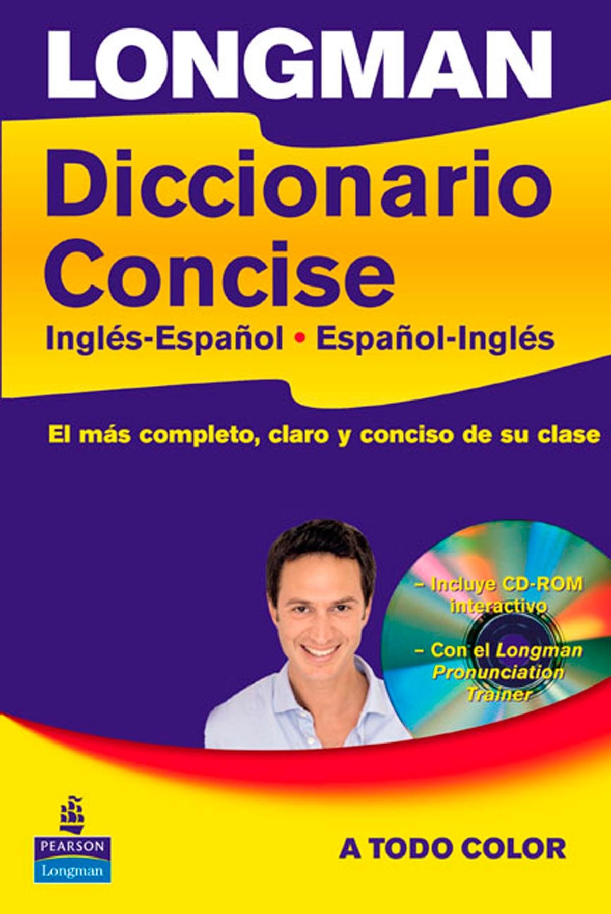 Longman diccionario Concise ingles-español/ español-ingles 9781405831505