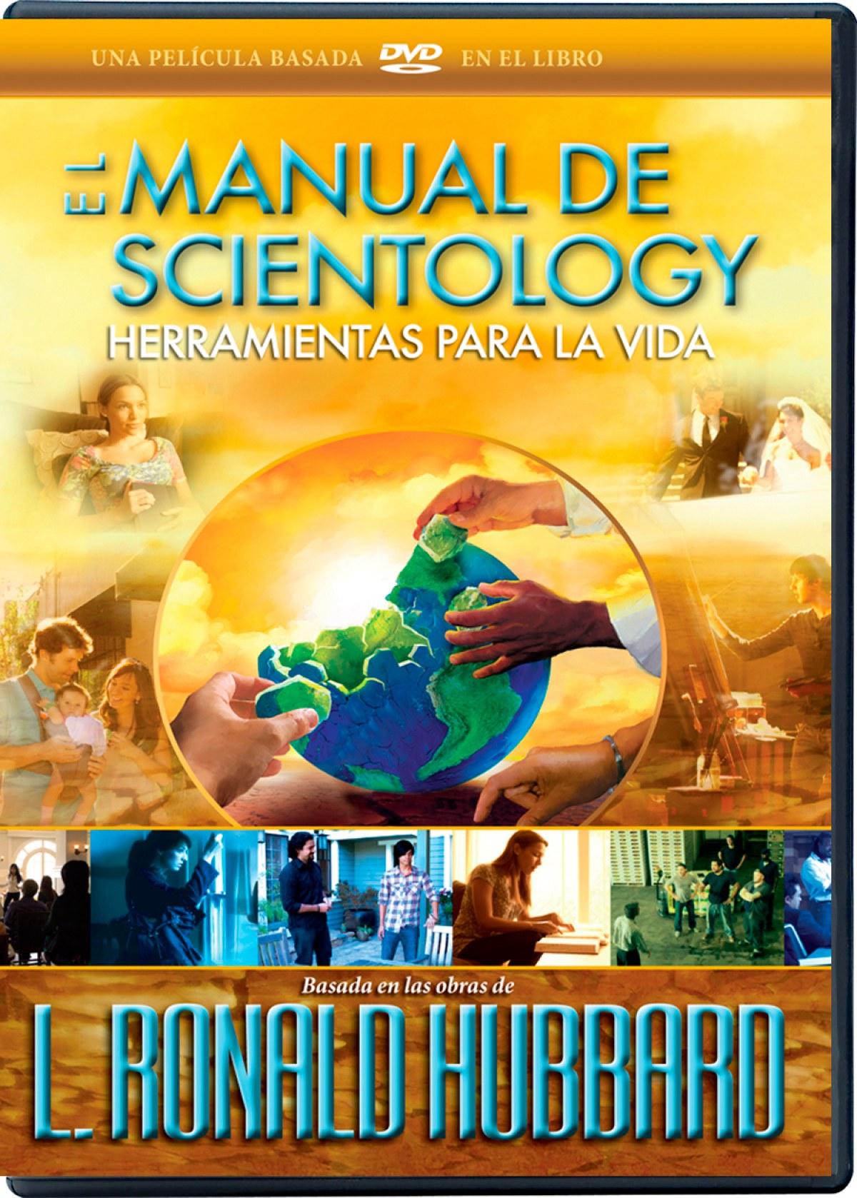 El manual de scientology (DVD) 9781457214578