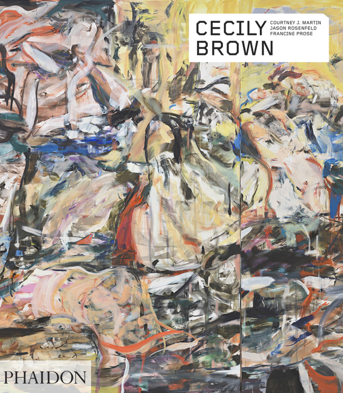 CECILY BROWN 9781838661045