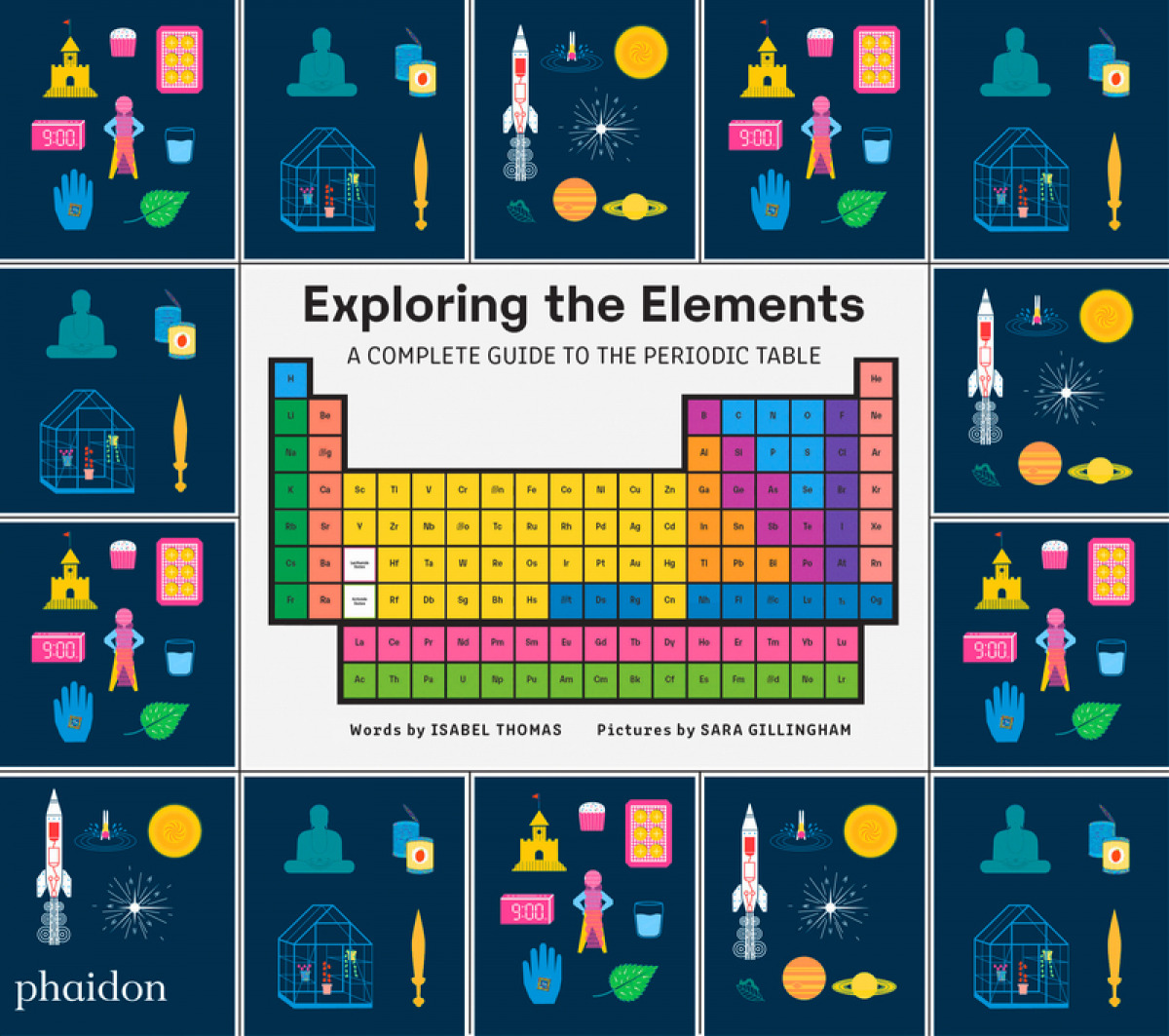 EXPLORING THE ELEMENTS 9781838661601