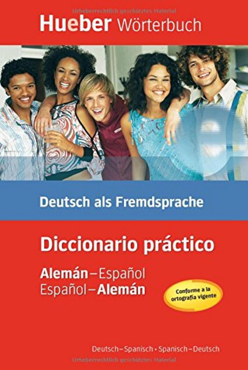 Diccionario deutsch-spanisch/spanisch-deutsch 9783191017385