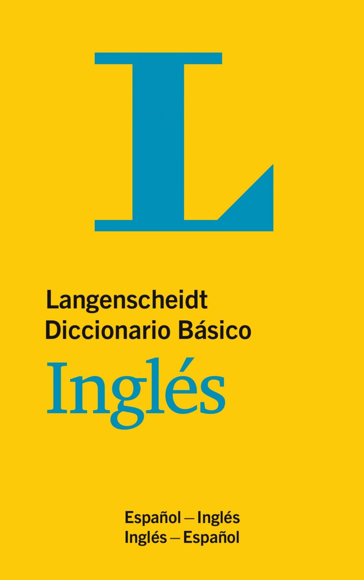 DICCIONARIO BÁSICO INGLES-ESPAñOL 9783468961182