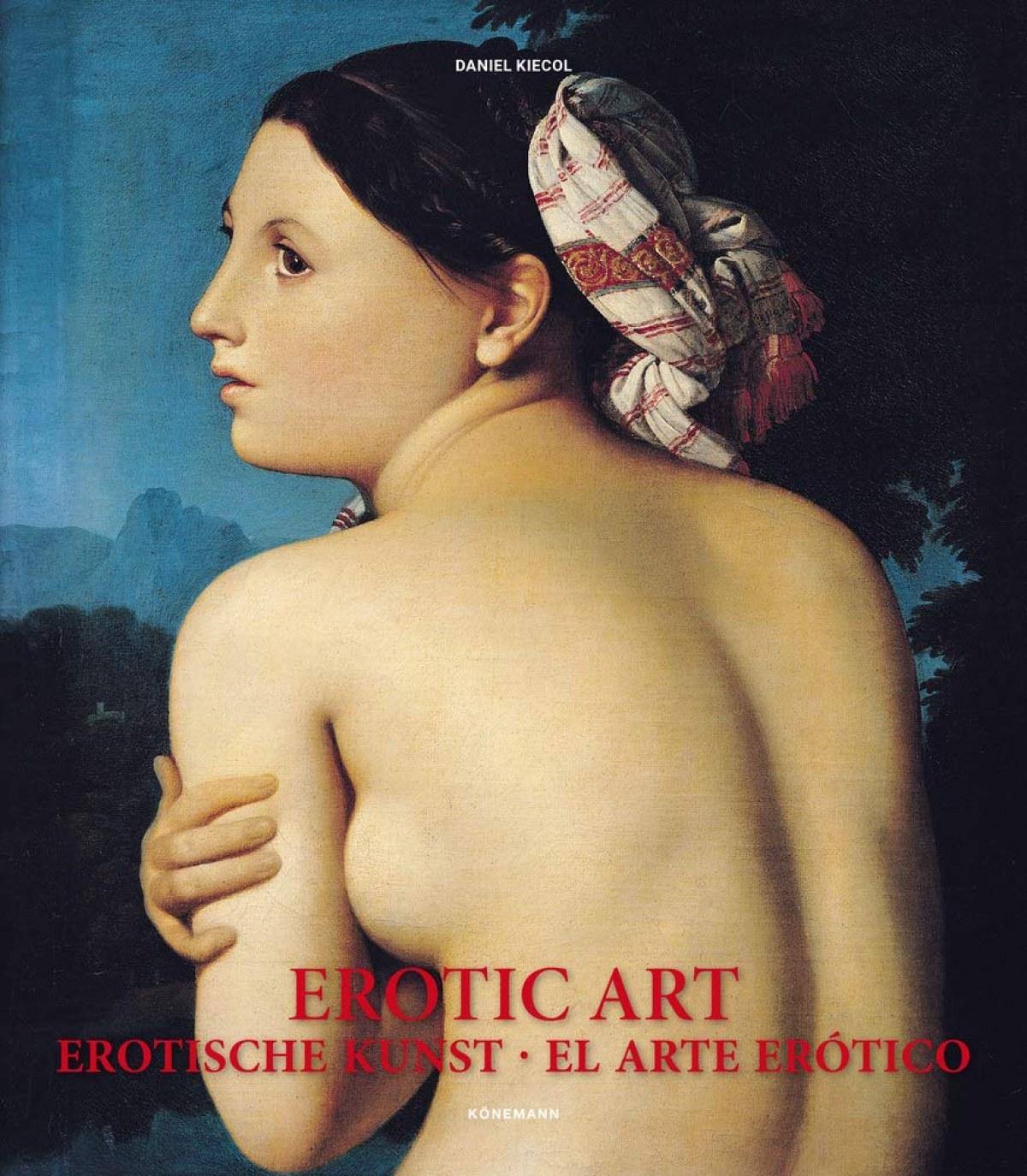 EROTIC ART 9783741918209