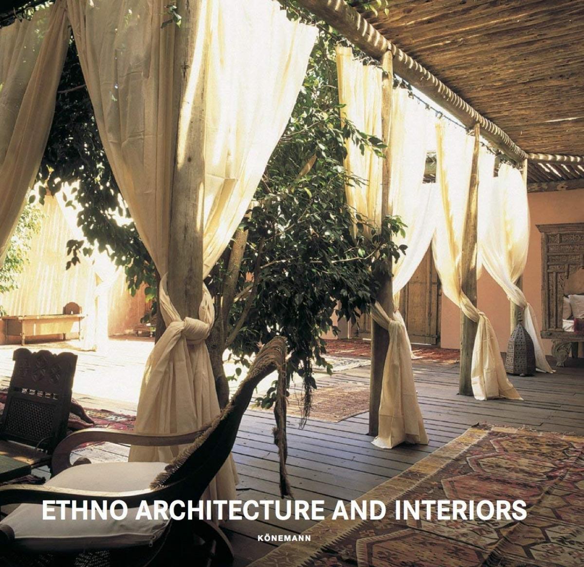 ETHNO ARCHITECTURE &INTERIORS 9783741920448