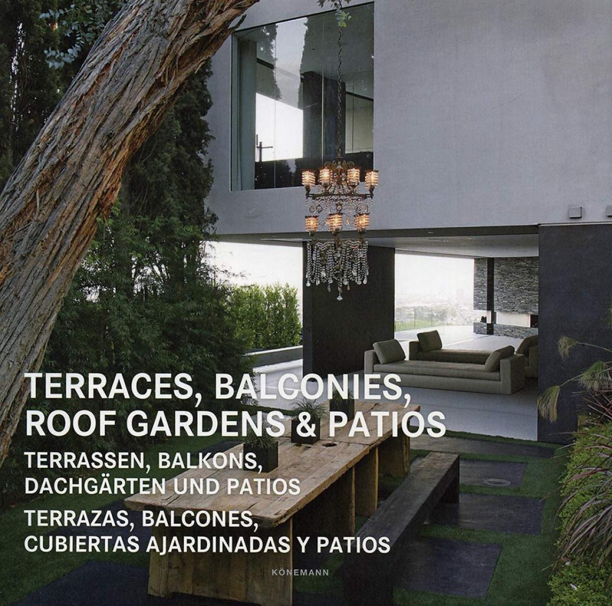 TERRACES, BALCONIES, ROOF GARDENS &PATIOS 9783741920455