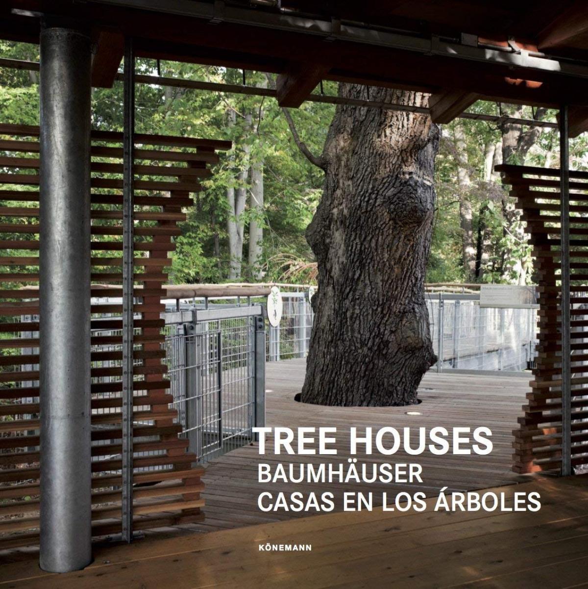 TREE HOUSES 9783741920554