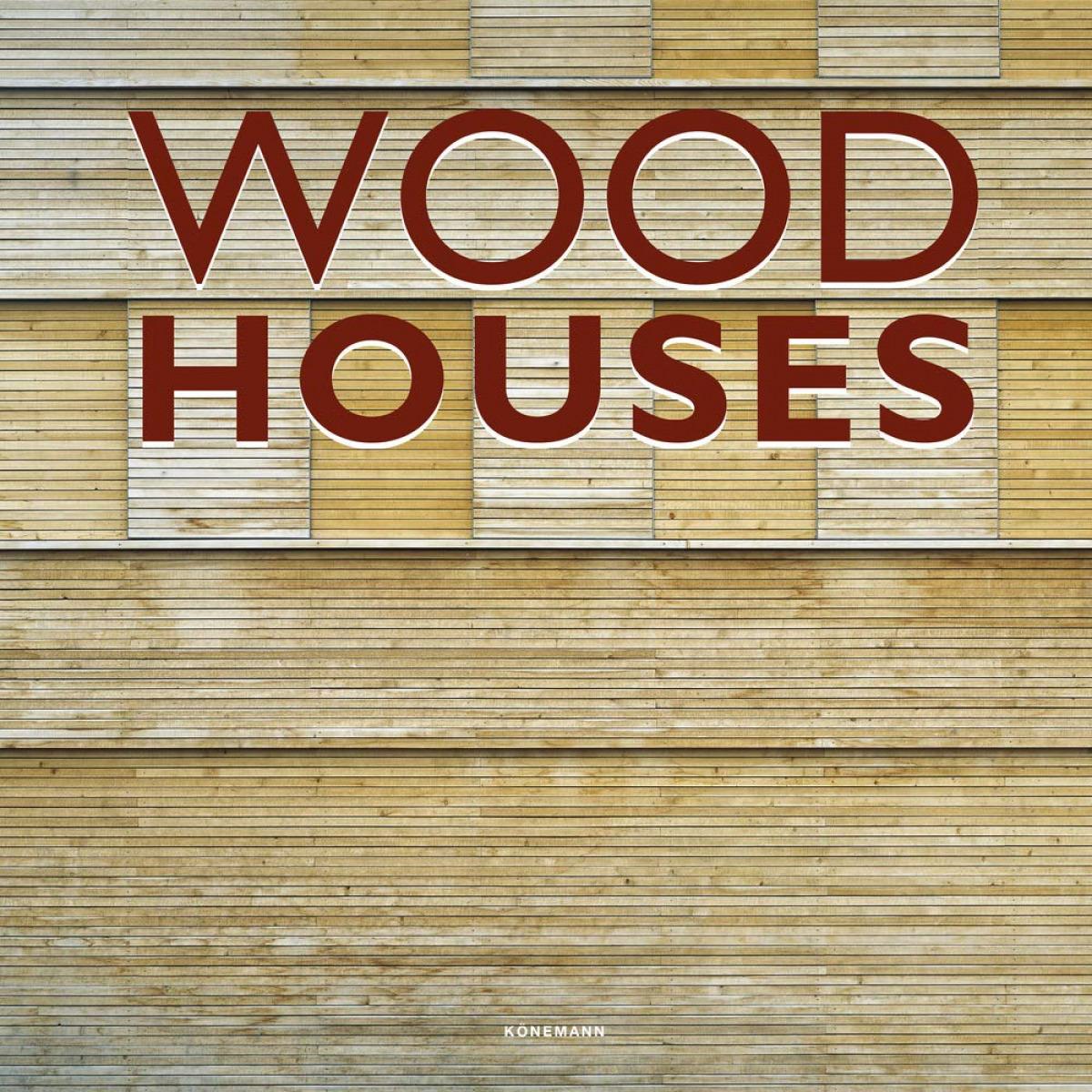 WOOD HOUSES 9783741920561