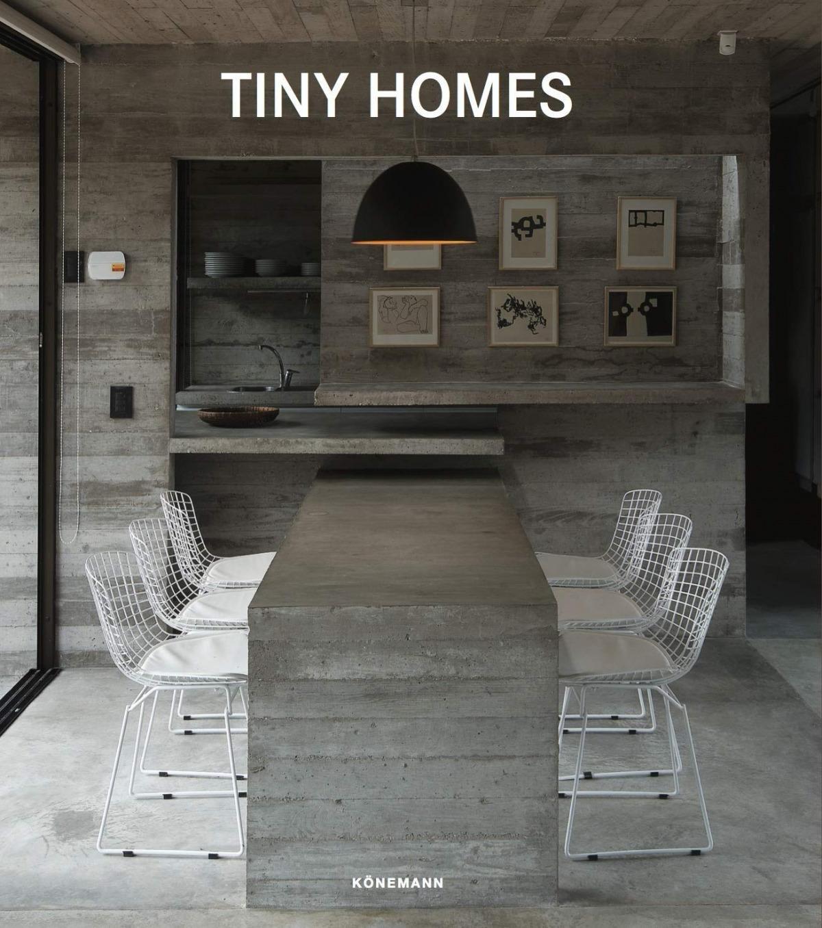 TINY HOMES 9783741921056