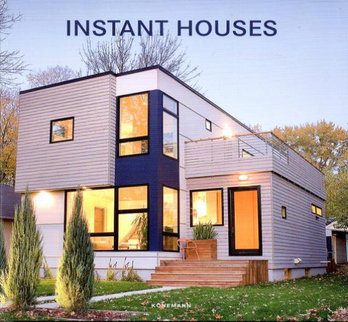 INSTANT HOUSES 9783741921155