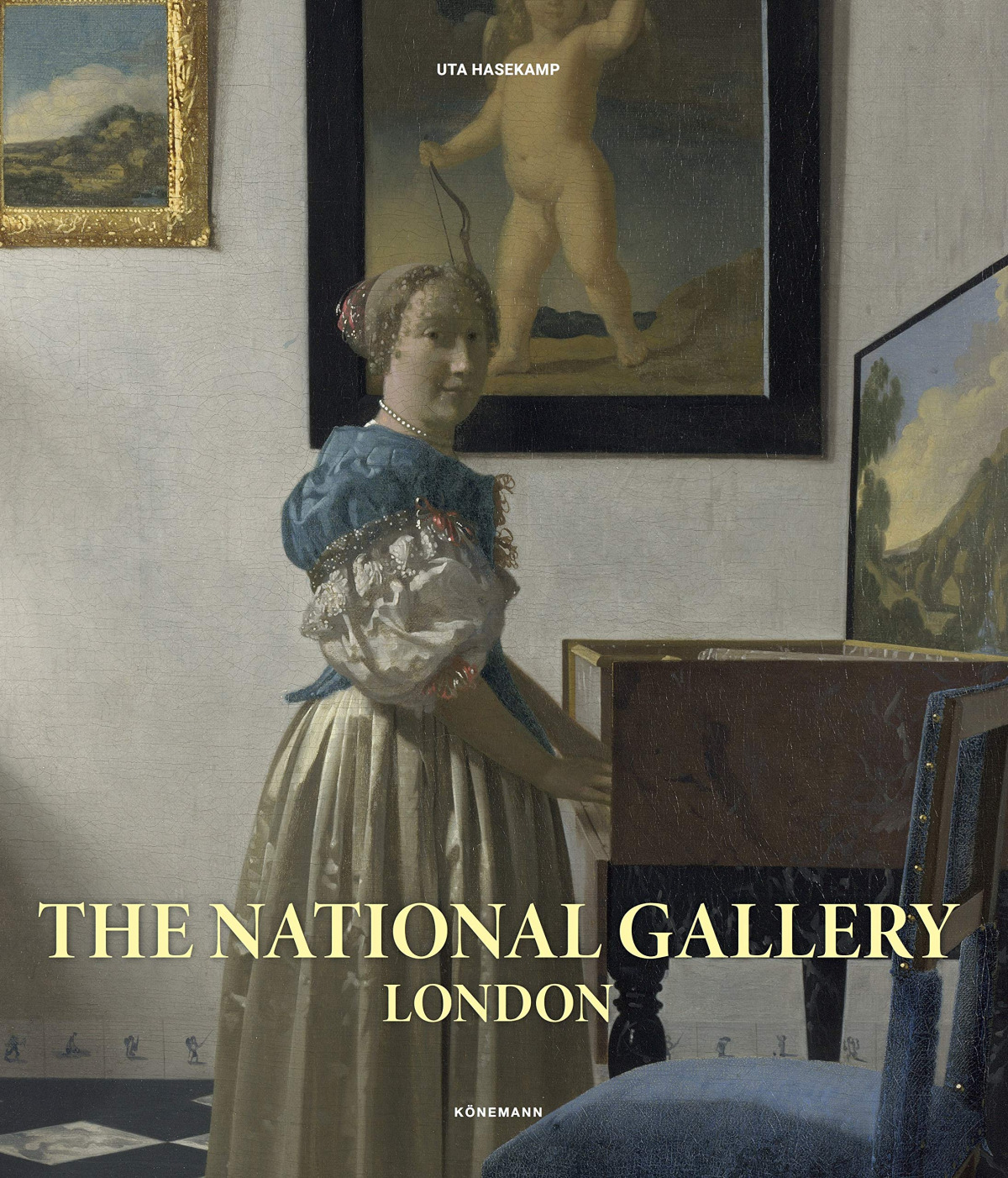 THE NATIONAL GALLERY LONDON 9783741921278