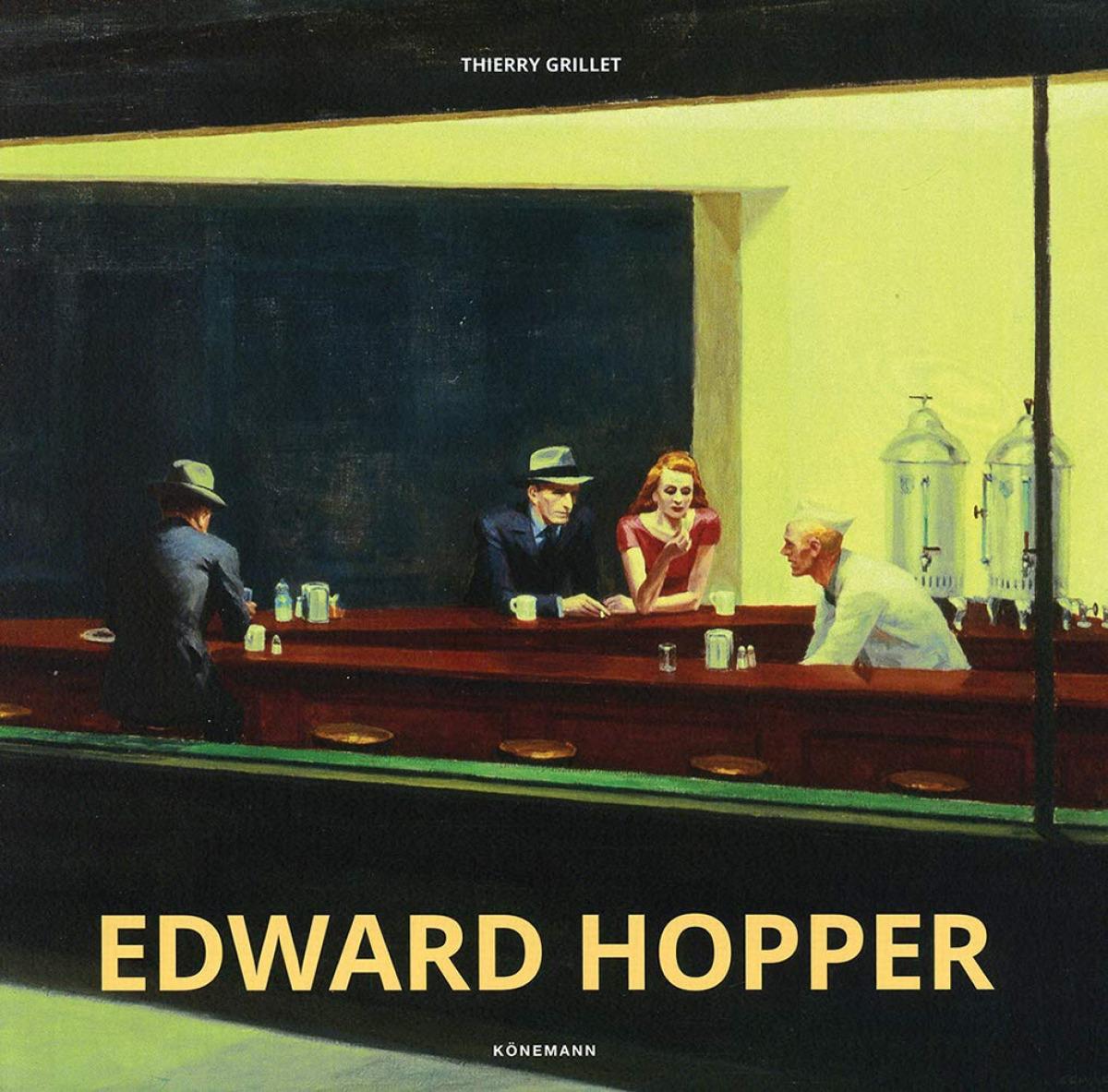 EDWARD HOPPER 9783741921483