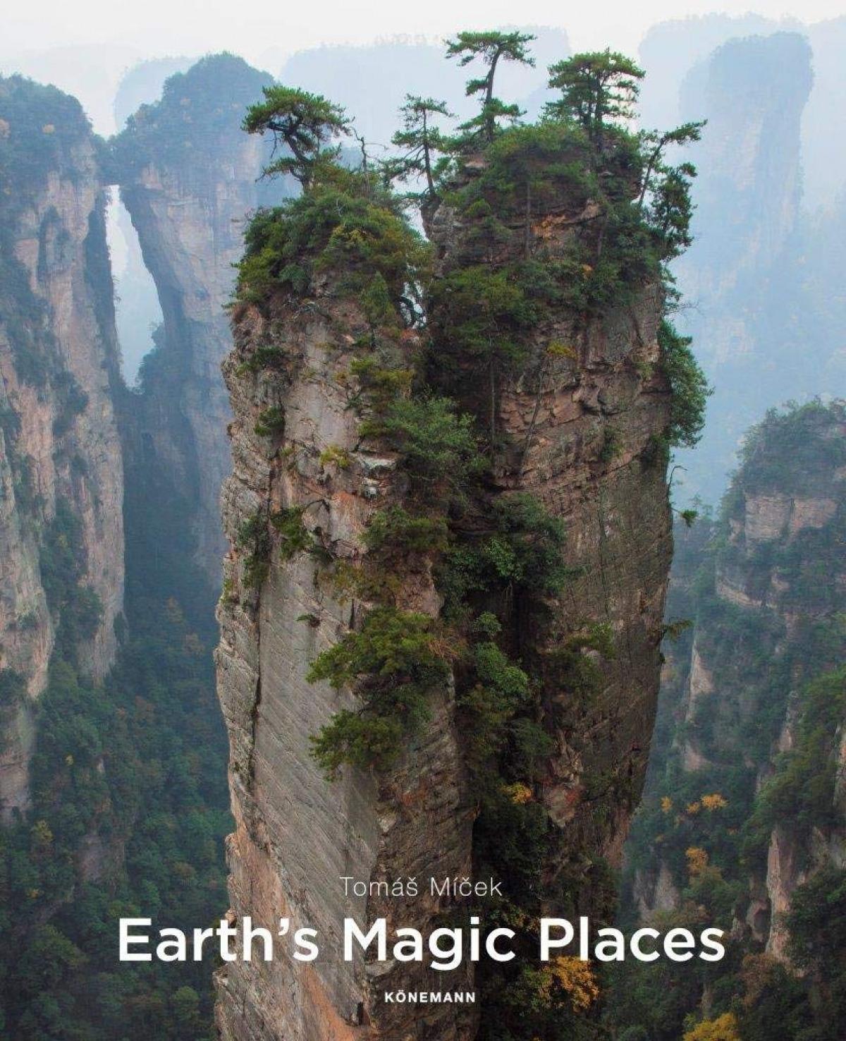 EARTH S MAGIC PLACES 9783741921582