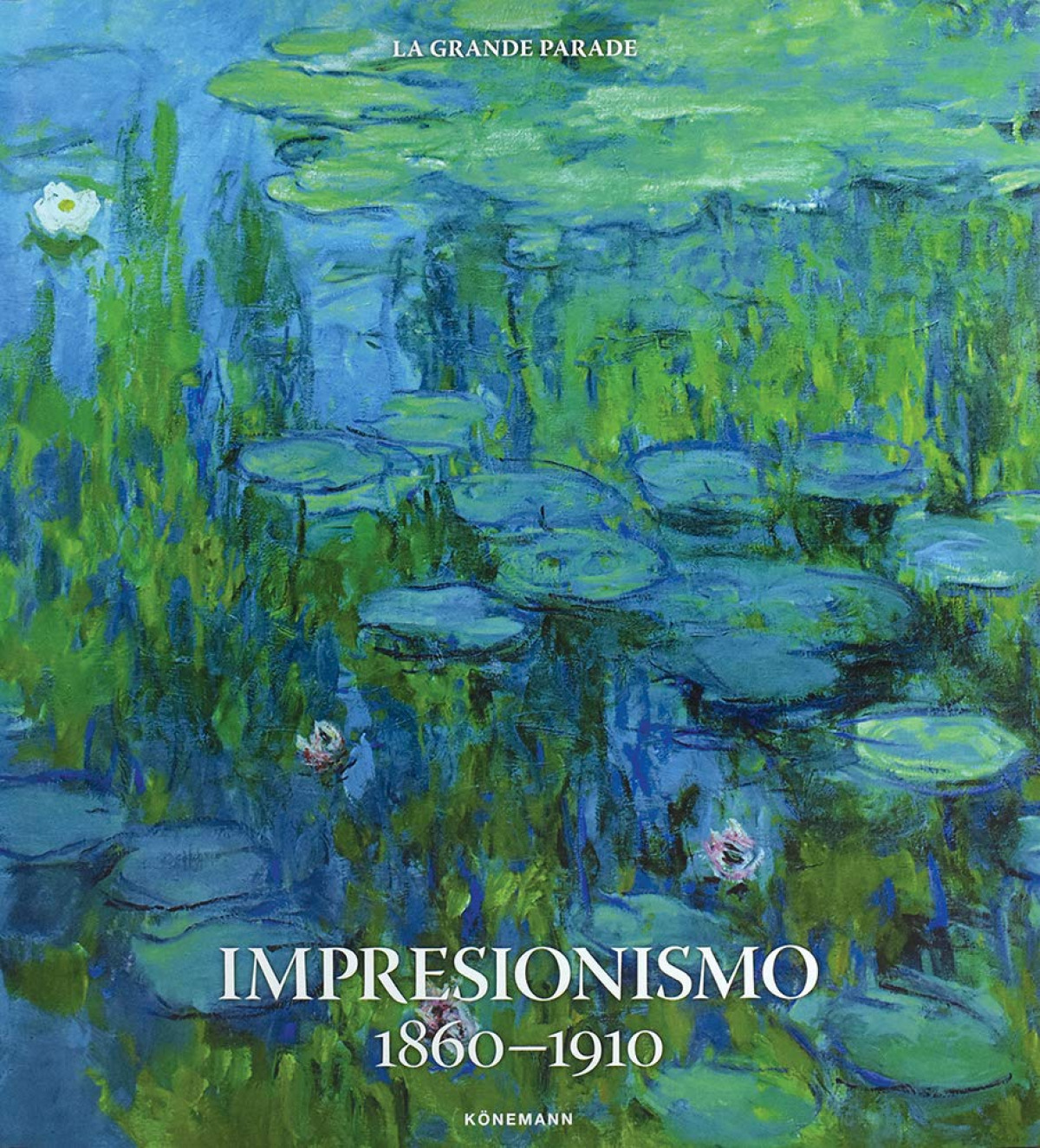 IMPRESIONISMO 1860-1910 9783741922411