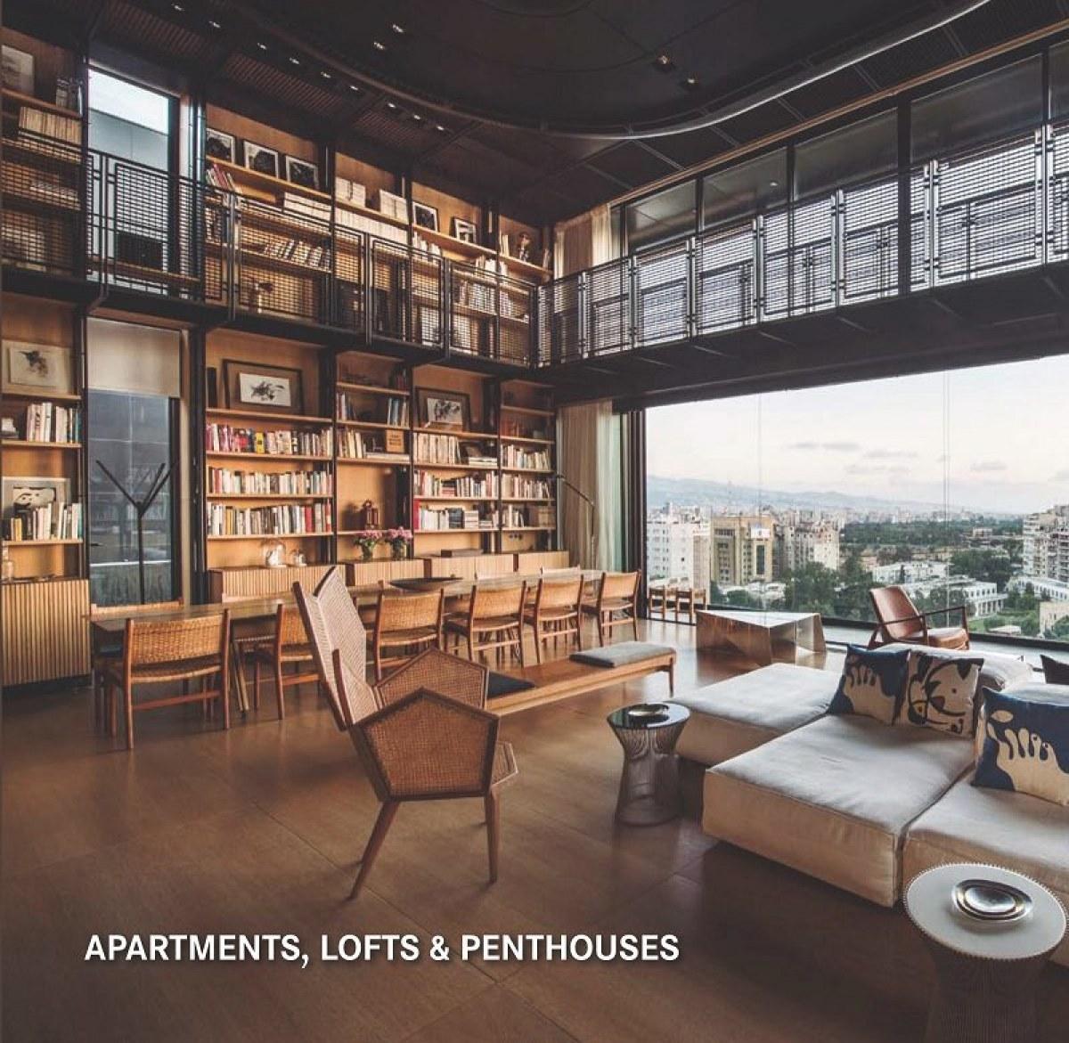 APARTAMENTS, LOFTS &PENTHOUSES 9783955881818