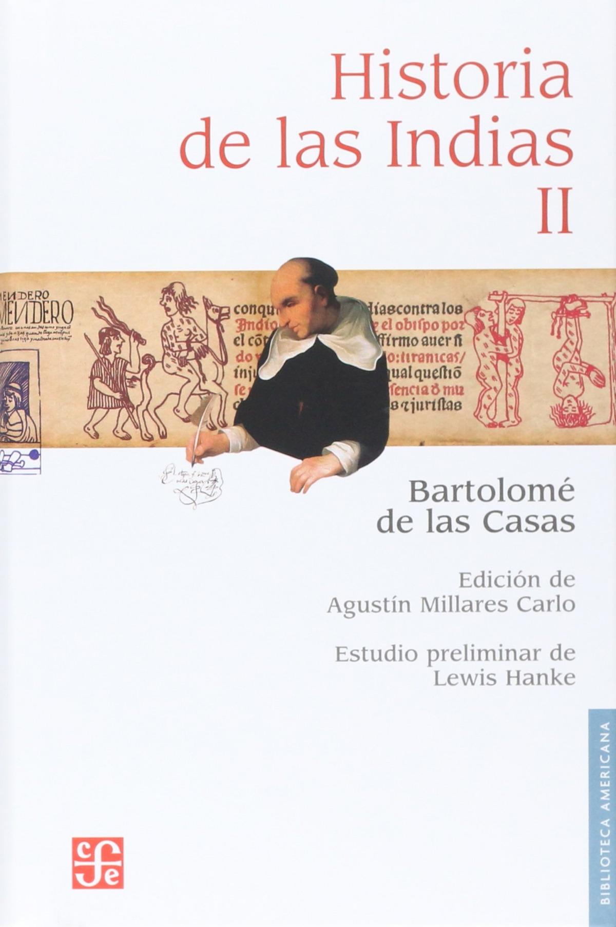 Historia de las Indias, II 9786071654434