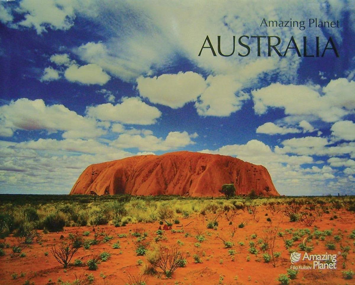 Australia: amazing planet 9788055600468