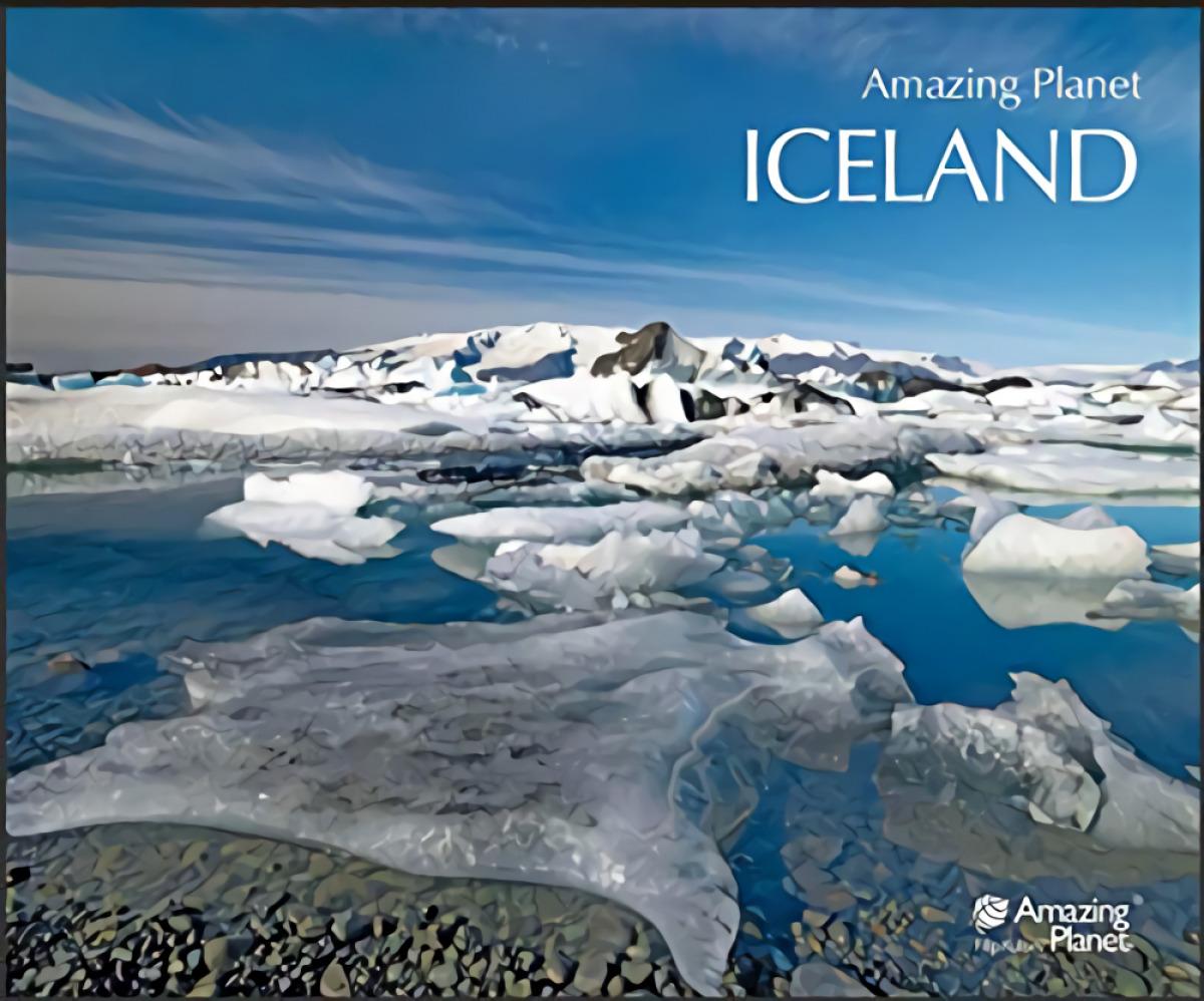 ICELAND: AMAZING PLANET 9788055600543
