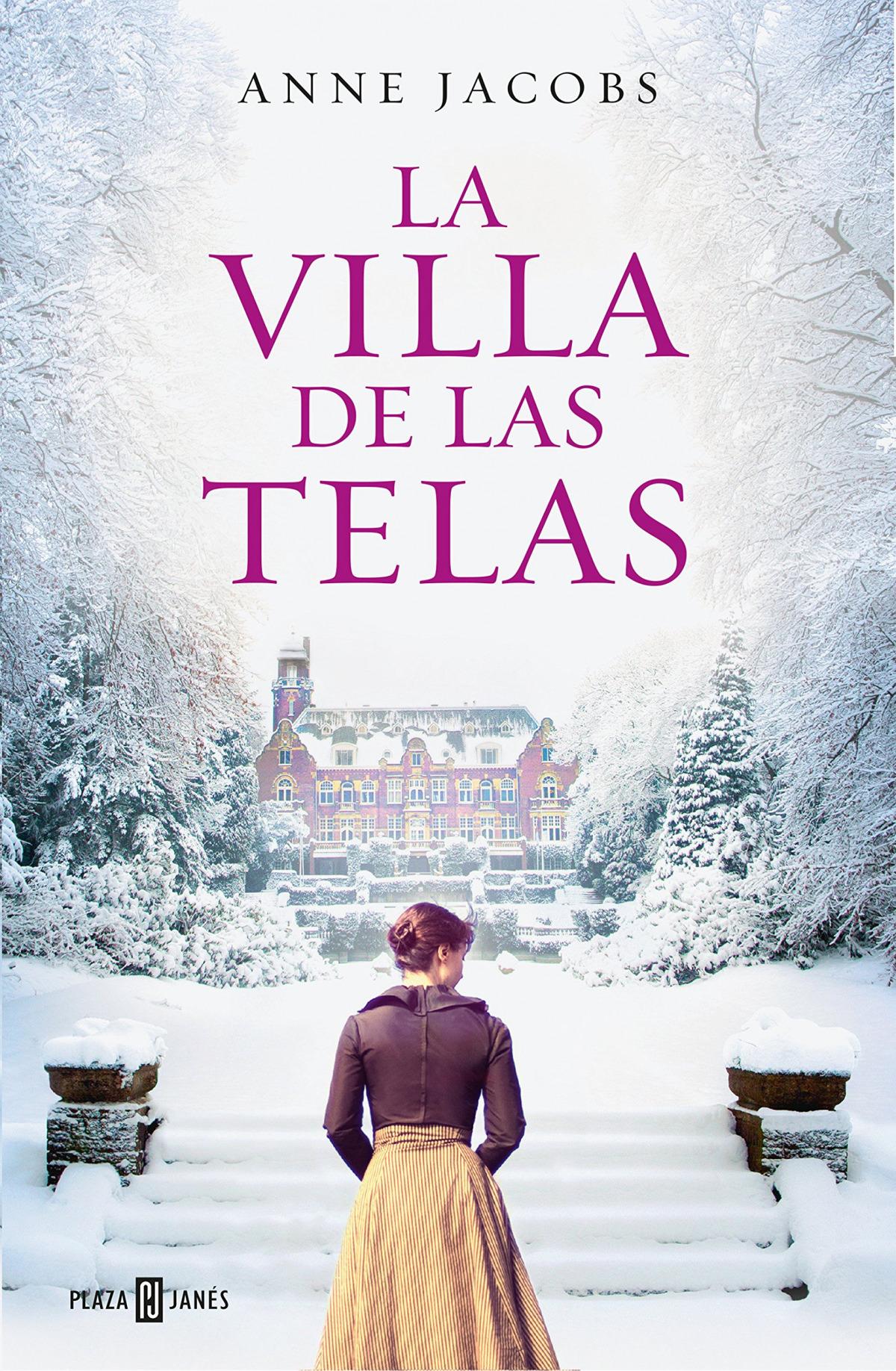 LA VILLA DE LAS TELAS 9788401020520
