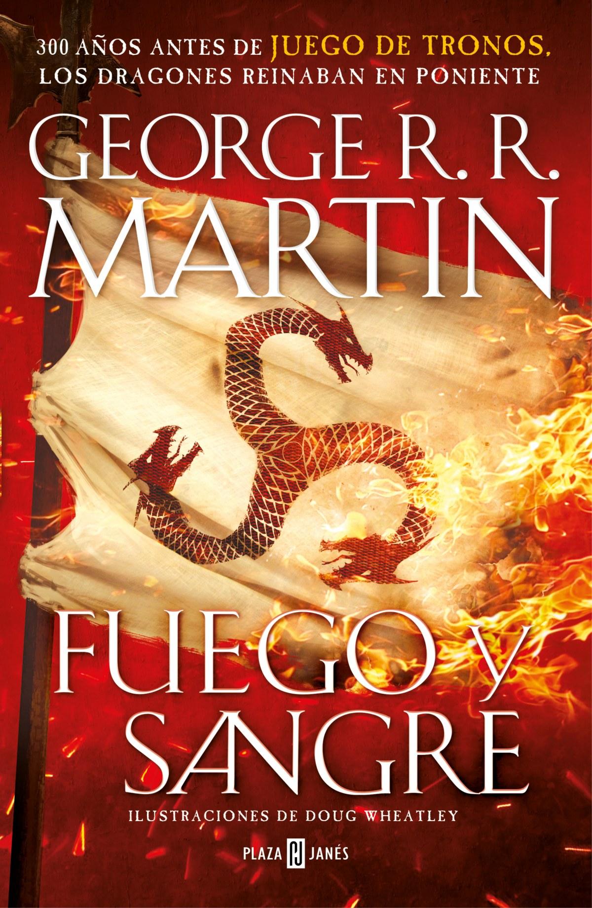 Fuego y Sangre (Canción de hielo y fuego) 9788401024061