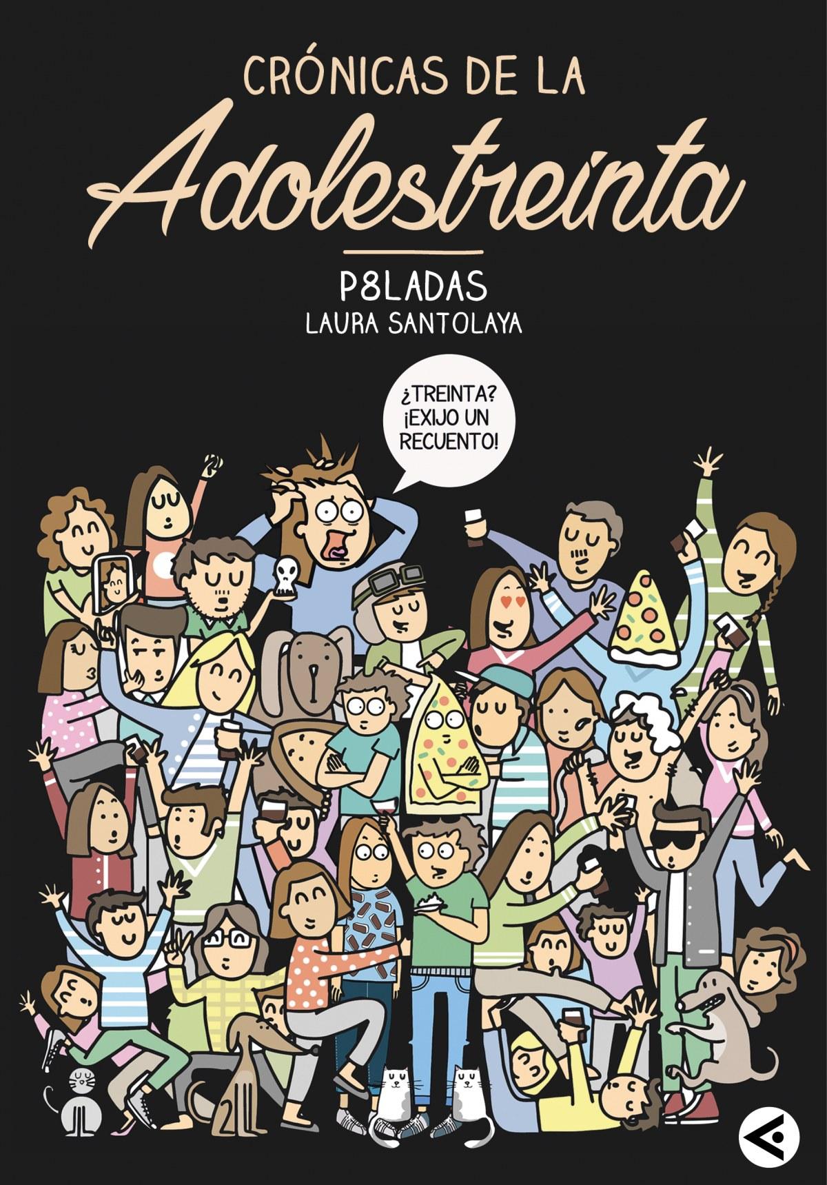 CRÓNICAS DE LA ADOLESTREINTA 9788403515758