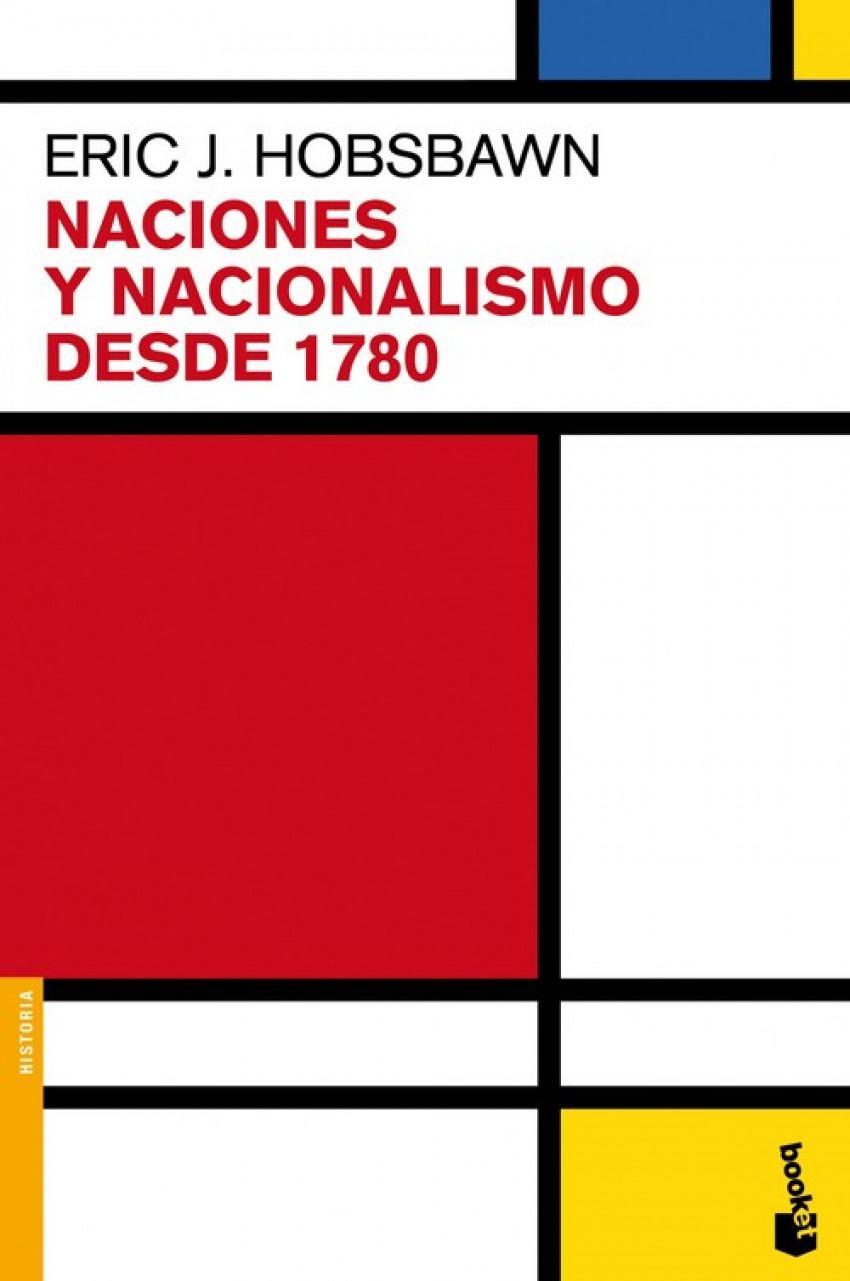 Naciones y nacionalismo desde 1780 9788408063988