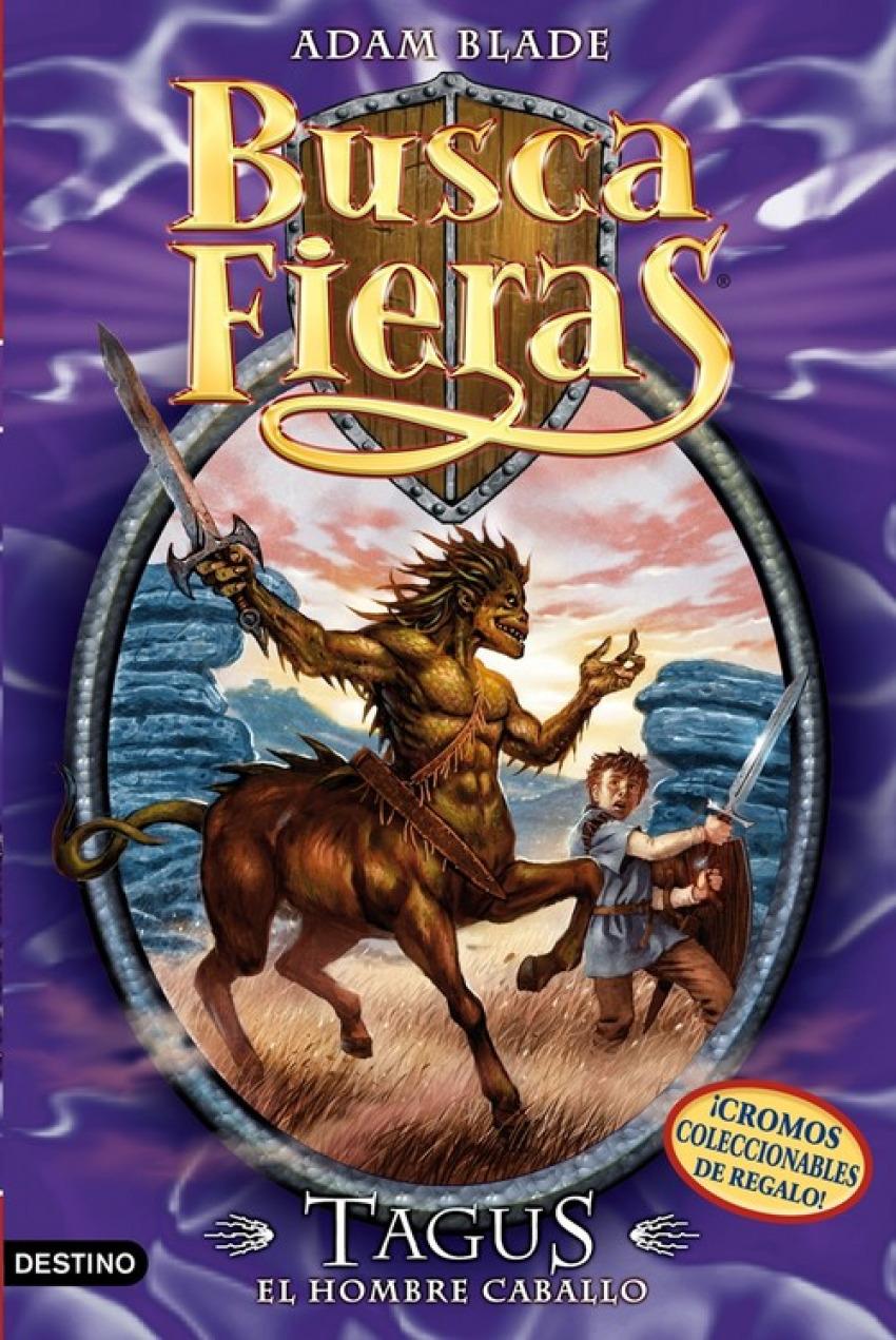 Tagus, el Hombre caballo 9788408077763
