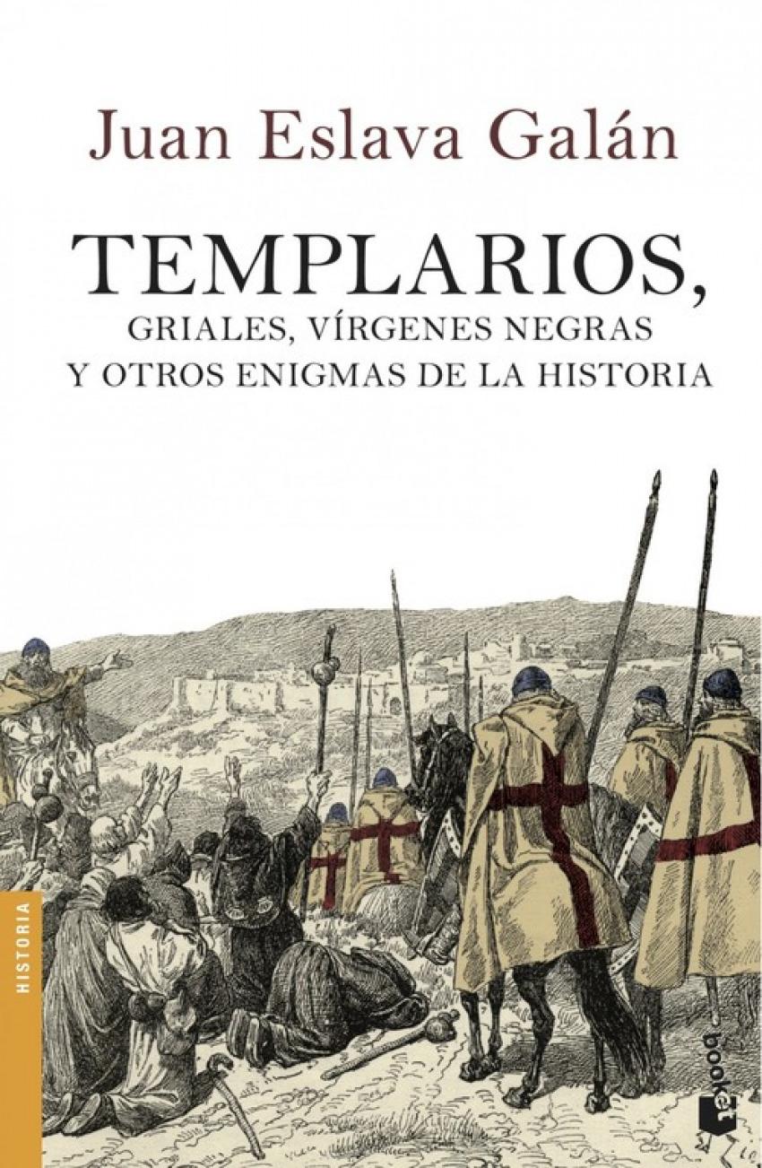 Templarios, griales, v¡rgenes negras y otros enigmas 9788408114505