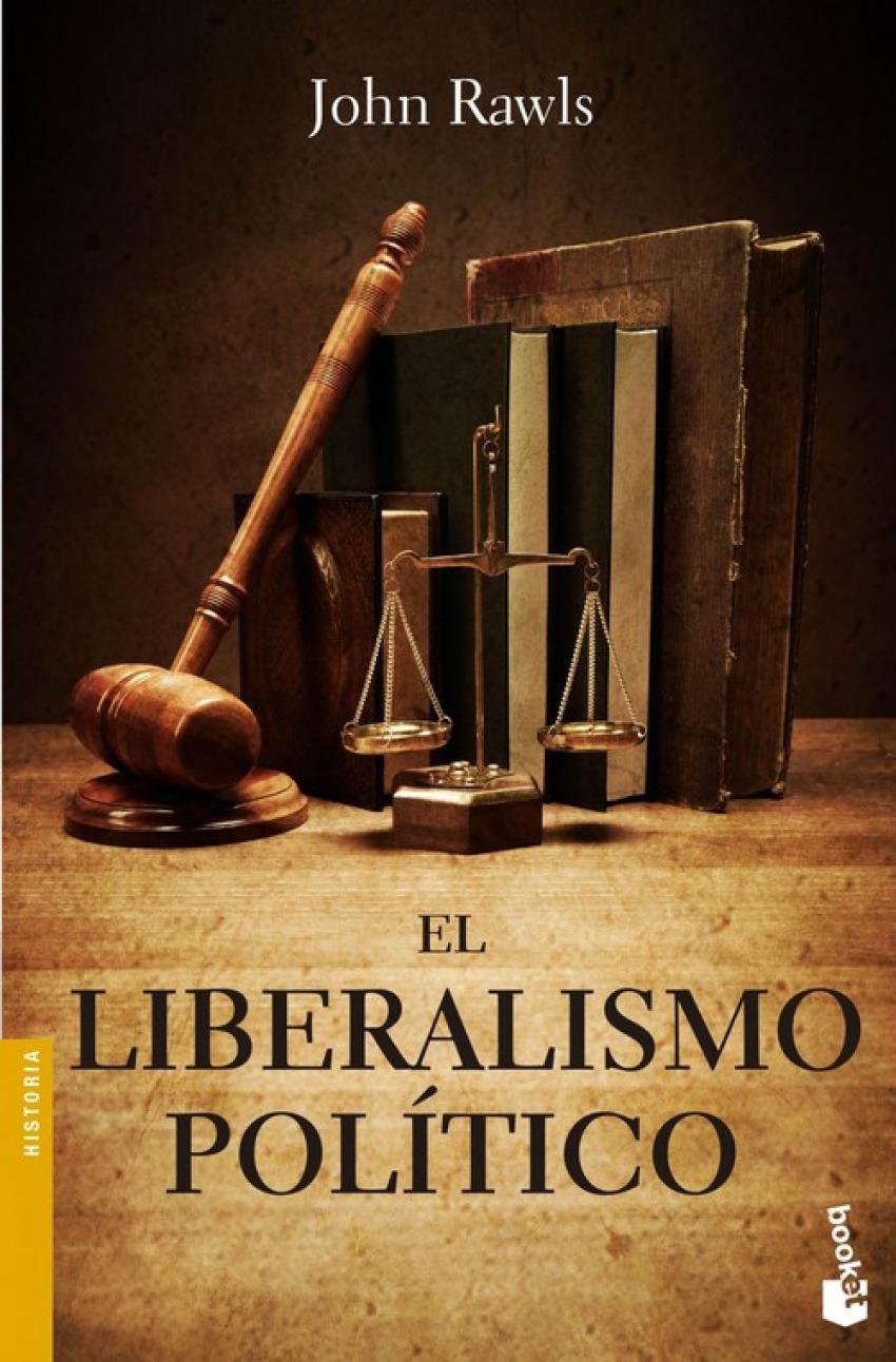 El liberalismo pol¡tico 9788408119555
