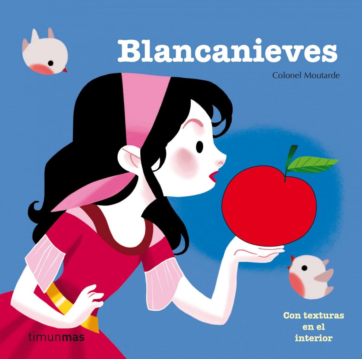 Blancanieves 9788408123880