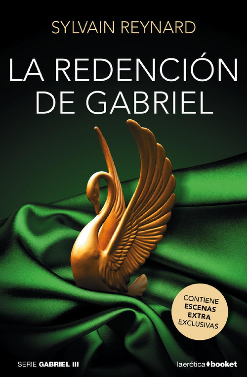 La redención de Gabriel 9788408133377