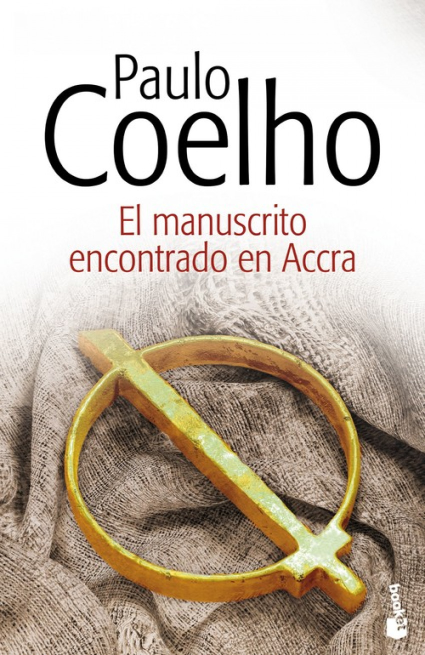 El manuscrito encontrado en Accra 9788408142249