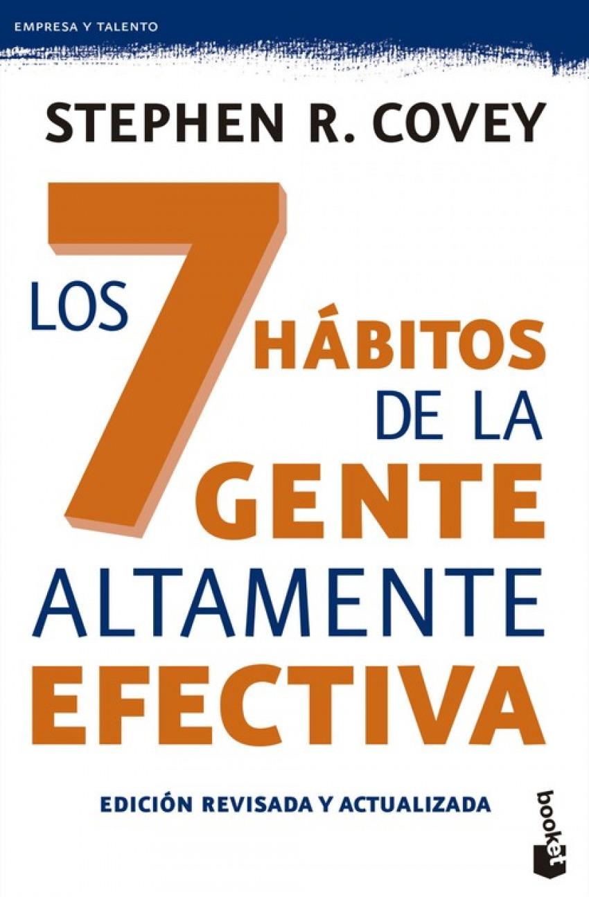 Los 7 hábitos de la gente altamente efectiva 9788408143987