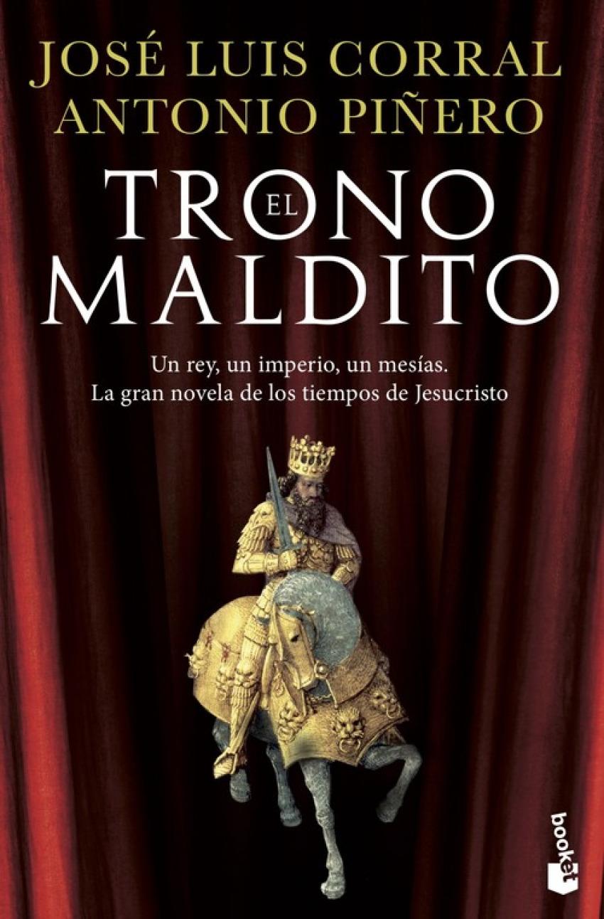 El trono Maldito 9788408150145